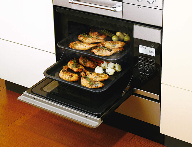 ガス設備 オーブン